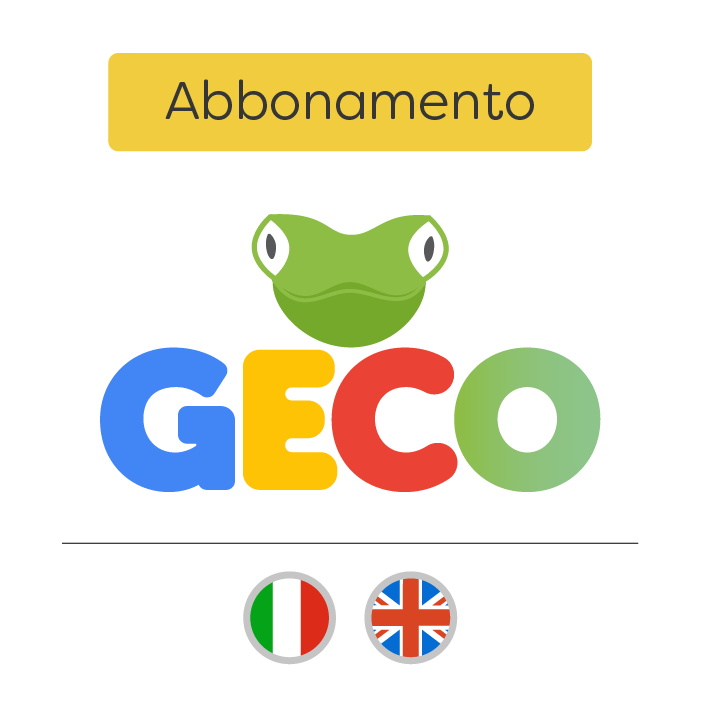 Geco IT-UK abbonamento annuale